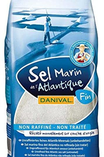 Danival Atlantik-Meersalz - Grob (Beutel)