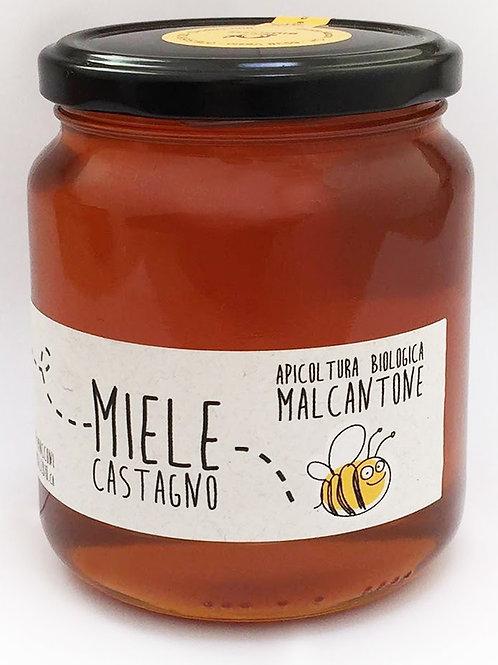 Miele di castagno Bio del Malcantone - Guido Macconi