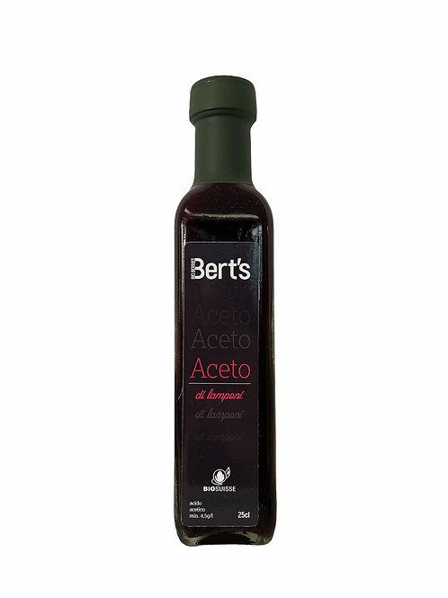Aceto di lamponi - Bert's