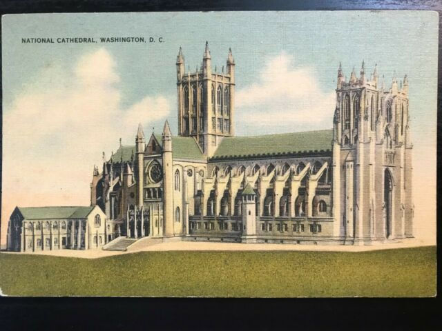 National Cathedral Discovery Call