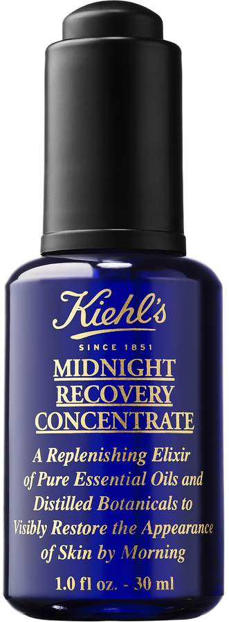 Midnight Recovery Concentrate A nighttime facial oil that visibly restores the appearance of skin.