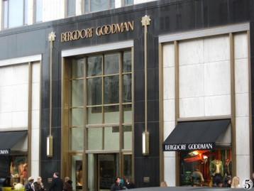 Bergdorf Goodman - בית אופנה יוקרתי בלב ניו יורק