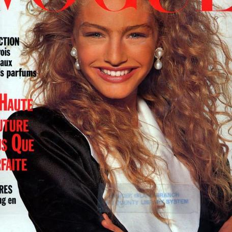 יום ההולדת ה - 128 למגזין האופנה ווג