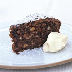 happy-italian-chocolate-nut-christmas-cake