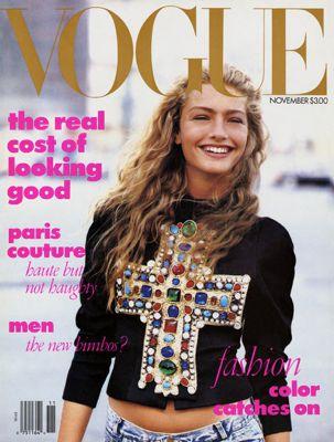 יום ההולדת ה - 126 למגזין האופנה ווג