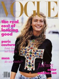 יום ההולדת ה - 129 למגזין האופנה ווג
