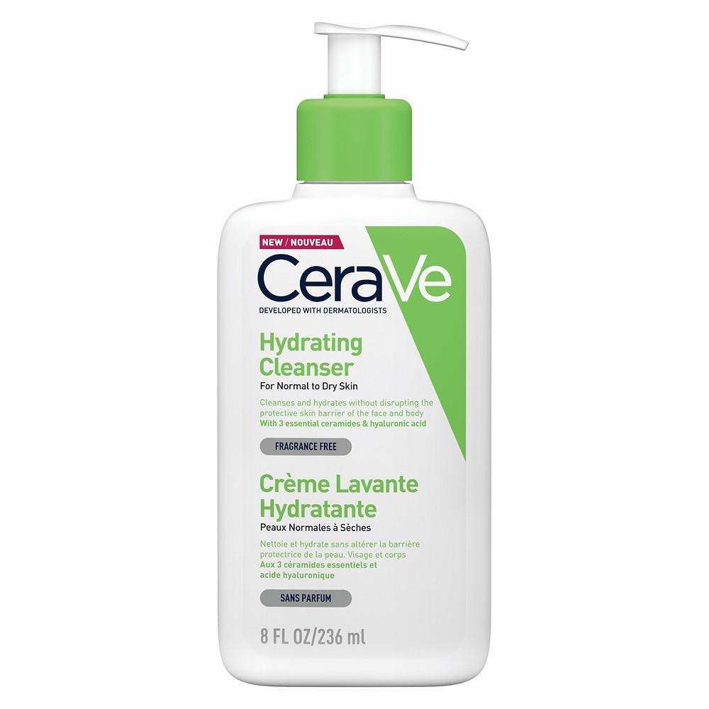 CERAVE - סרווה ג'ל מקציף לניקוי העור- לעור רגיל עד שמן