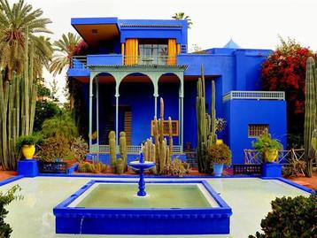 כמה ממקומות הספא היפים בעולם נמצאים במרקש מרוקו
