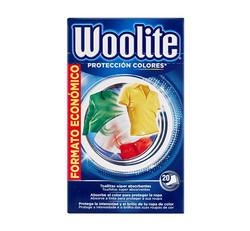 דפים למניעת העברת צבע Woolite