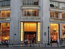 הגלריה של לואי ויטון  ,Louis Vuitton בקומה השביעית בחנות הדגל בפריז