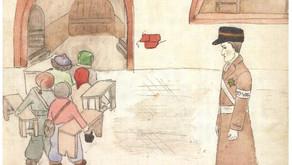 ציורי ילדים בשואה