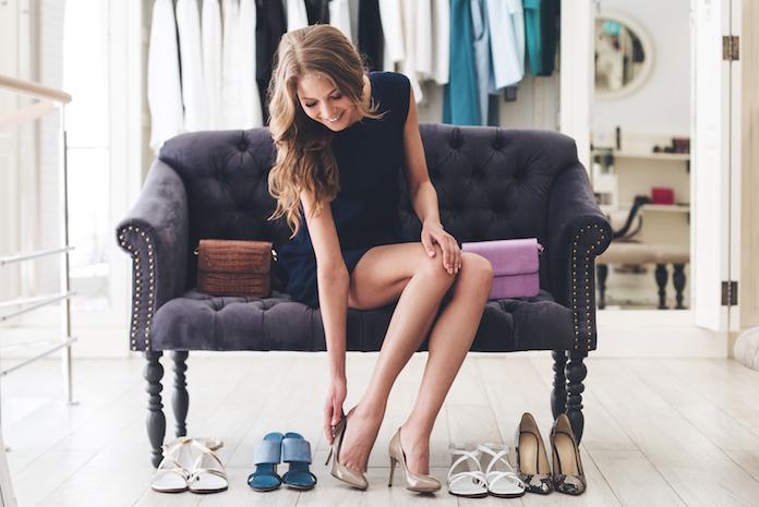 טיפ יומי קניית נעליים