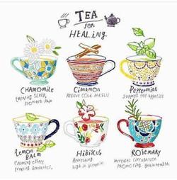 שתיית תה אחרי הארוחה