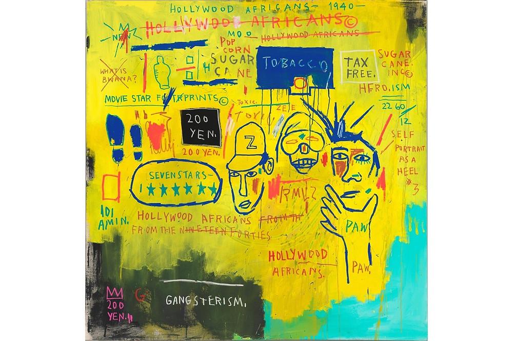 Jean Michel Basquiat Barbican London Boom For Real
