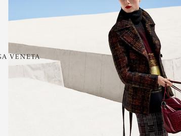 'בוטגה ונטה' המותג האיטלקי שהוא בית לנשים אלגנטיות