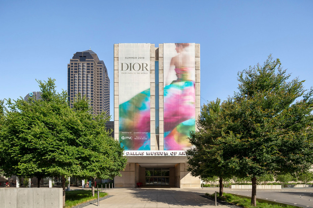 מוזאון לאמנות DMA ב Dallas