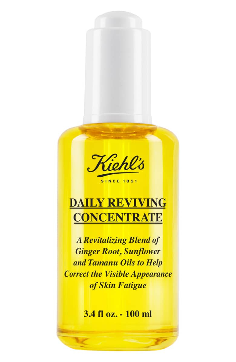 Daily Reviving Concentrate A daily lightweight facial oil that revitalizes and energizes skin.