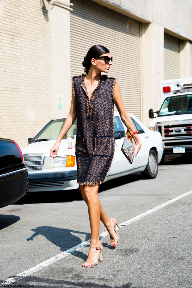 nyfw new york fashion week spring summer 2014 street style giovanna battaglia