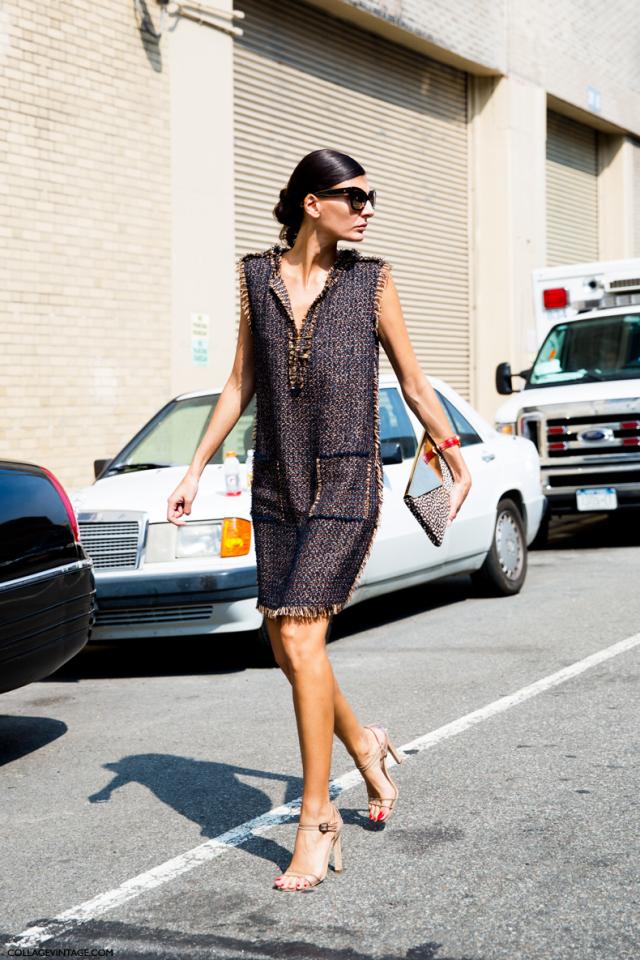 nyfw new york fashion week spring summer 2014 street style giovanna battaglia