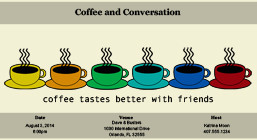 Coffee And Conversation, Friendship Day!.jpg
