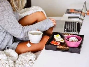 מה דעתכם להפתיע בארוחת בוקר למיטה?