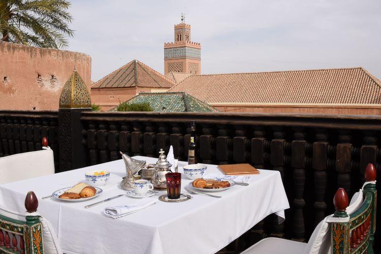 Marrakesh מרוקו – היכן לשהות