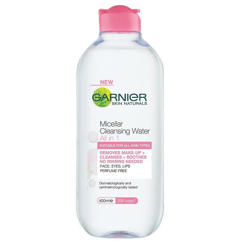 Rollover to zoom  SkinActive Micellar Water - For Combination Skin  400ml/13.3ozSkinActive Micellar Water - For Combination Skin  400ml/13.3oz Share this product:   GARNIER SkinActive Micellar Water - For Combination Skin