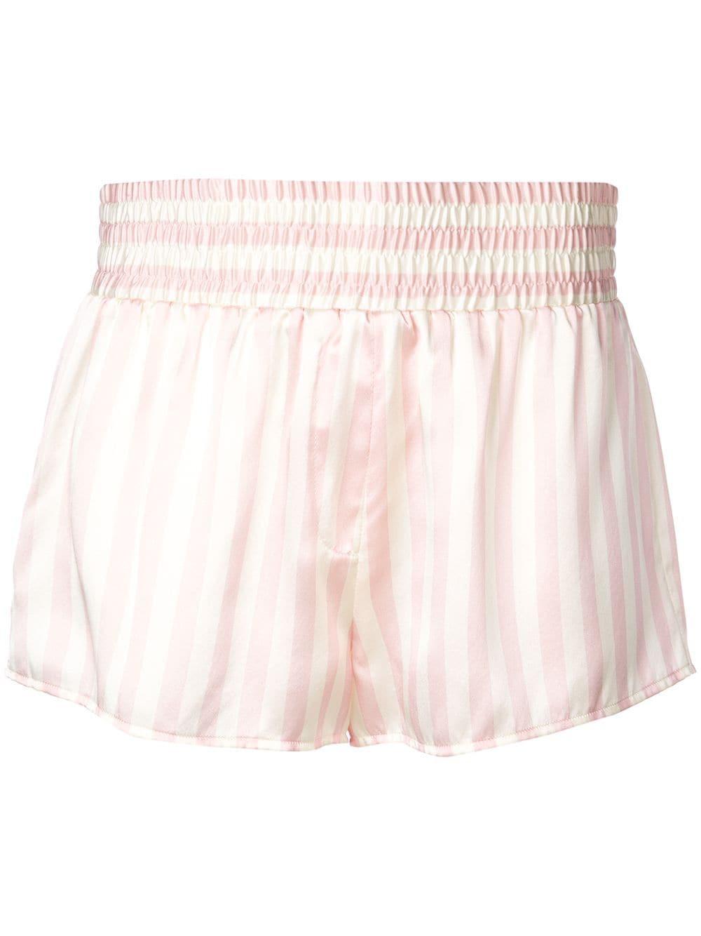 Corey silk pyjama shorts