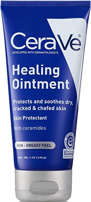 CeraVe Healing Ointment for Dry and Chafed Skin, Non-Greasy Feel - 5oz