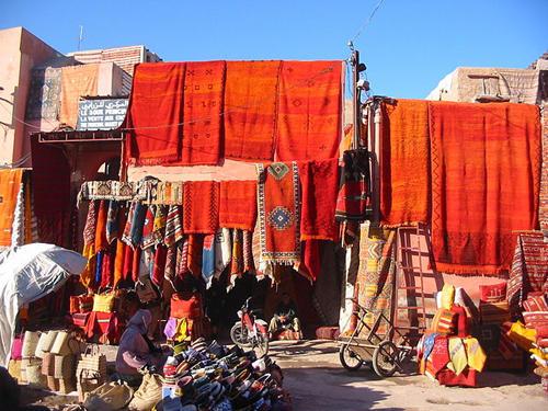 מסע למרוקו וקניות בשווקים הטובים ביו
