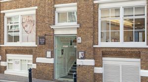 Trevor Sorbie Covent Garden
