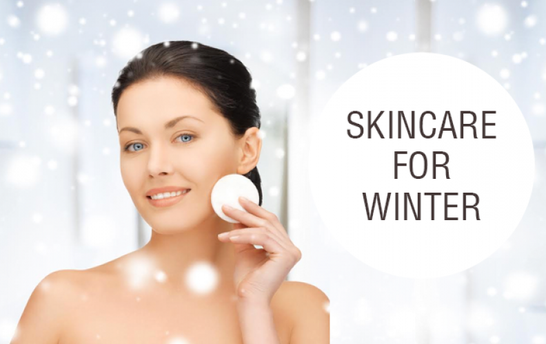 Skin care solutions for winter