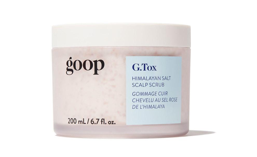 Goop salt scrub