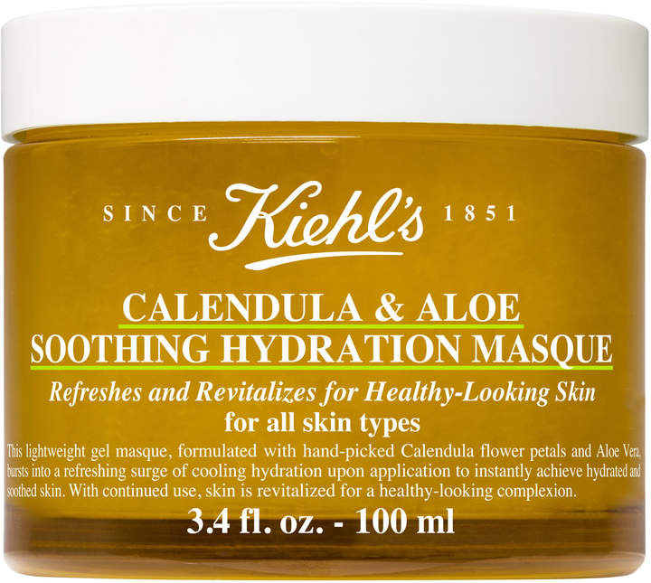 Calendula & Aloe Soothing Hydrating Mask