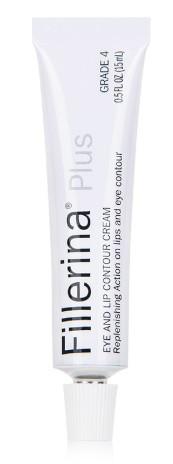 Fillerina PLUS Eye and Lip Contour Cream Grade 4 (0.5 oz.)