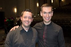 Carmina Burana Dr. Armstrong and Dr. Potter