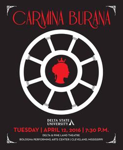 DSU Choirs Carmina Burana