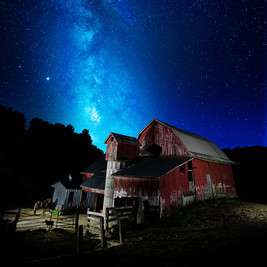 Amish Barn 01