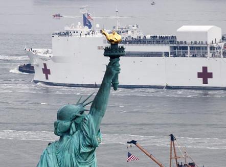 New York will overcome COVID-19