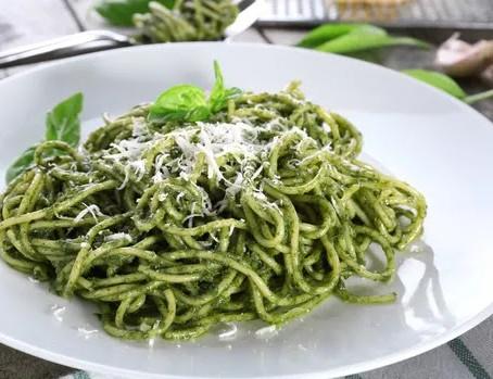 Tallarines Verde