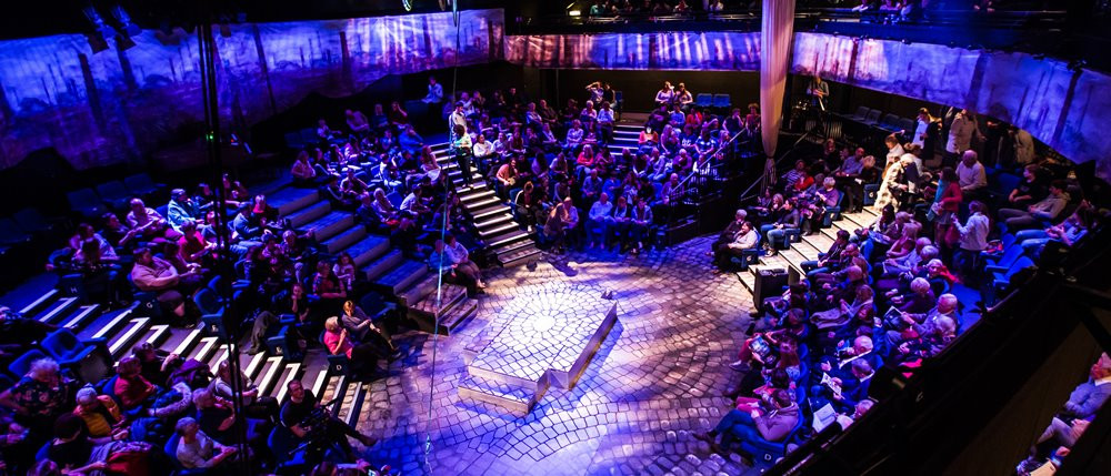 Octagon Theatre: determined to survive