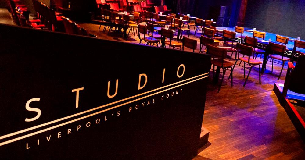 Royal Court's Studio theatre