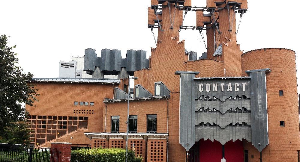 Contact Theatre - major refurb. Pic: Contact