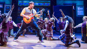 Dates confirmed for first School of Rock tour