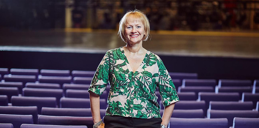 Lowry CEO Julia Fawcett. Pic: Nathan Chandler