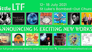 Little LTF to showcase new writing