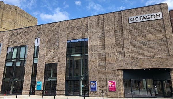 New Octagon theatre: opening soon
