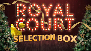 Christmas selection box from Liverpool's Royal Court