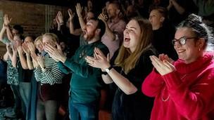 Leeds Playhouse sets light to creativity...