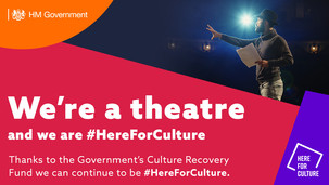 More recovery fund money for North West theatres